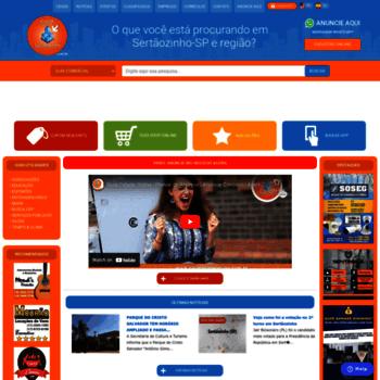 Guiasertaozinho.com.br thumbnail