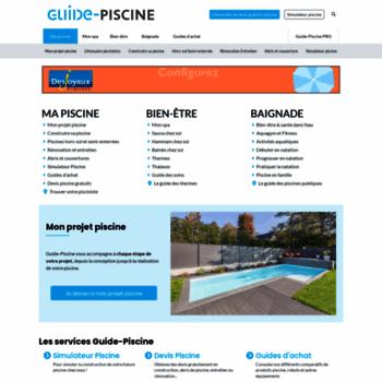 Guide-piscine.fr thumbnail