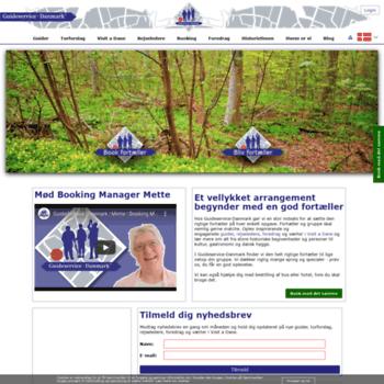 Guideservicedanmark.dk thumbnail