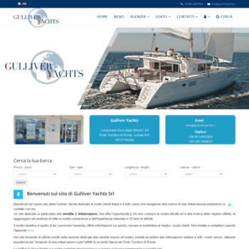 Gulliveryachts.it thumbnail