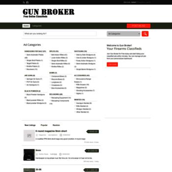 Gunbroker.co.za thumbnail