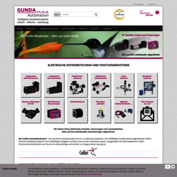 Gunda-shop.de thumbnail