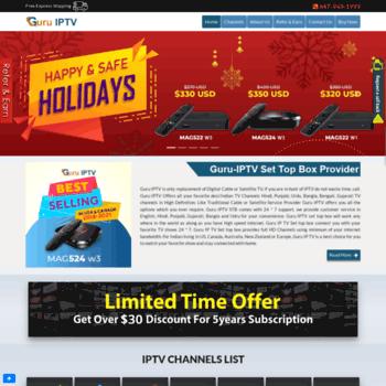 Guruiptv.net thumbnail