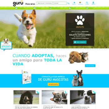 Gurumascotas.com.co thumbnail