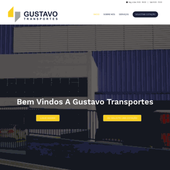 Gustavotransportes.com.br thumbnail