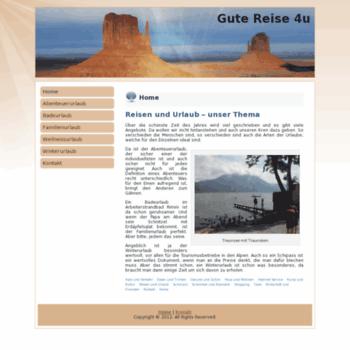 Gute-reise-4u.info thumbnail