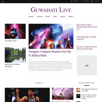 Guwahatilive.in thumbnail