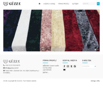Guzza.com.tr thumbnail