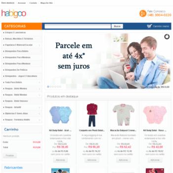 Habigoo.com.br thumbnail