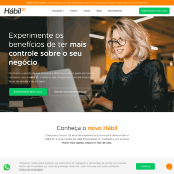 Habil.com.br thumbnail