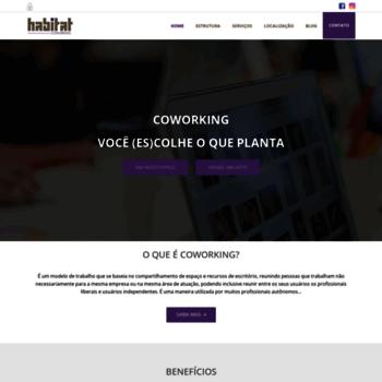 Habitatcoworking.com.br thumbnail