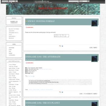 Hadriel-logs.dreamwidth.org thumbnail