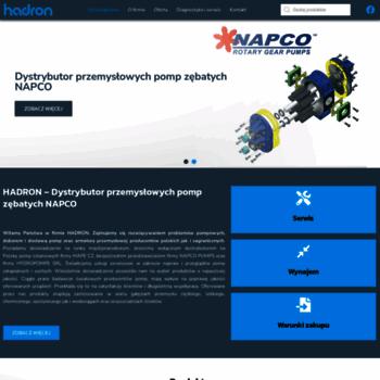Hadron-pompy.pl thumbnail