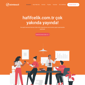 Hafifcelik.com.tr thumbnail