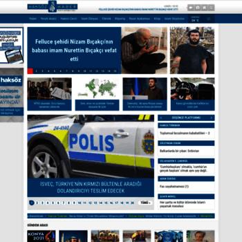 Haksoz.net thumbnail