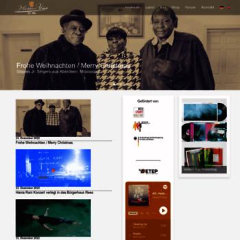 Haldern-pop.de thumbnail