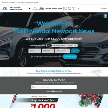 Hyundai Dealership Near Me >> Hallhyundai Com At Wi New Used Hyundai Vehicles Hyundai