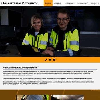 Hallstrom.fi thumbnail