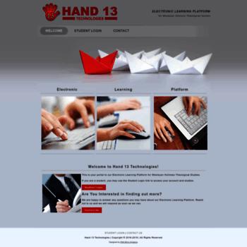 Hand13.co.za thumbnail