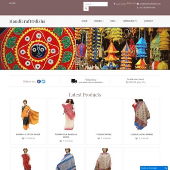 Handicraftodisha.com thumbnail