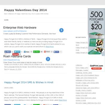 Happy-valentinesday.org thumbnail
