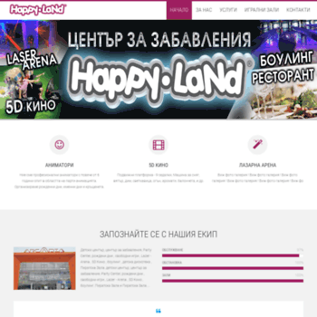 Happylandbg.bg thumbnail