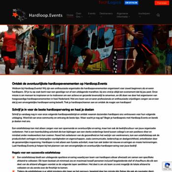 Hardloop.events thumbnail