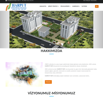 Harputyapi.com.tr thumbnail