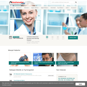 Hastaneler.gen.tr thumbnail