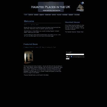 Hauntedplaces.co.uk thumbnail