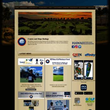 Hawaiistategolf.org thumbnail