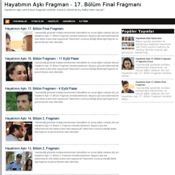 Hayatiminaski.net thumbnail