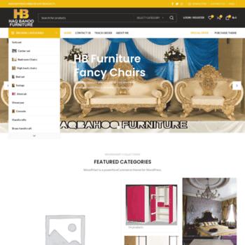 Hbfurnitures.com thumbnail