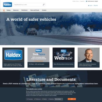 hbsna com at Website Informer  Haldex  Visit Hbsna