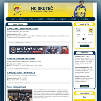 Hcskutec.cz thumbnail