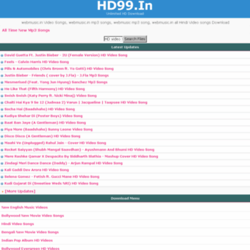 Hd99.in thumbnail