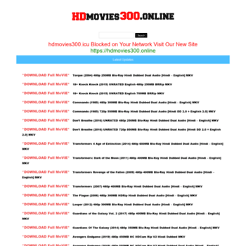 Hdmovies300.online thumbnail