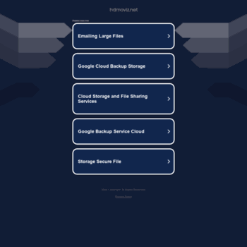 Hdmoviz.net thumbnail