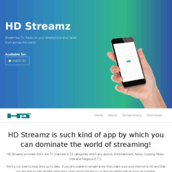 hdstreamz net at WI  hdstreamz net