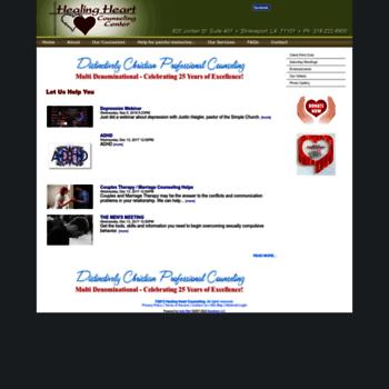 Healingheartcounseling.org thumbnail