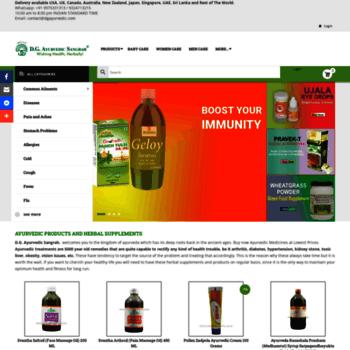 Healthbyayurveda.in thumbnail