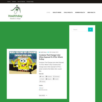 Healthday.online thumbnail