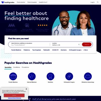 Healthgrades.com thumbnail