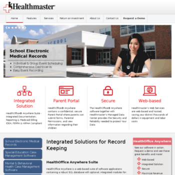 Healthofficeanywhere At Website Informer Visit