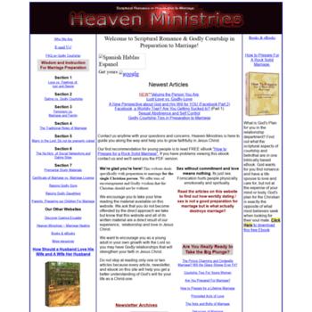 Heavenministries.org thumbnail