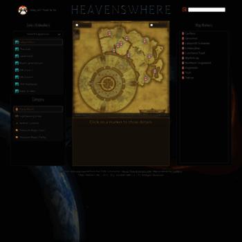 heavenswhere com at WI  FFXIV Maps - Stormblood