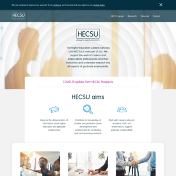 Hecsu.ac.uk thumbnail