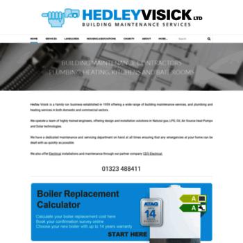 Hedleyvisick.co.uk thumbnail