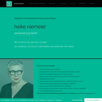 Heike-niemeier.de thumbnail