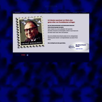 Heinz-erhardt.de thumbnail